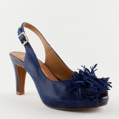 Marco Marino Estefanía Moda Azul 42164Sandalias Taconeo Mujer 4jL5R3A