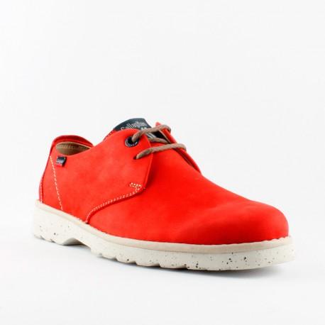 02d82d4e CALLAGHAN 17600| Zapato hombre piel nobuck | Cierre cordones | TaconeoModa